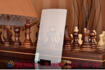 Защитное закалённое противоударное стекло премиум-класса из качественного японского материала с олеофобным покрытием для lg g flex 2 (h959)