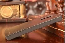 Металлическая задняя панель-крышка-накладка из тончайшего облегченного авиационного алюминия для lg g3 s mini d724/d722 черная