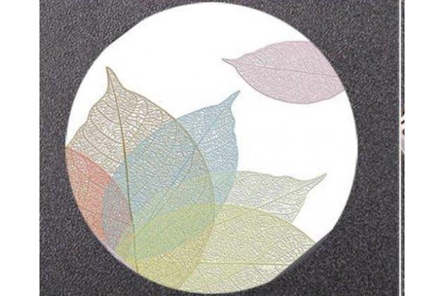 Пластиковая задняя панель-чехол-накладка с безумно красивым расписным рисунком для lg g4 листопад