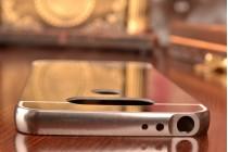 """Металлическая задняя панель-крышка-накладка из тончайшего облегченного авиационного алюминия для lg g5 se h845 / h860n / h850 5.3"""" черная"""