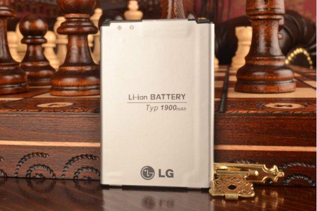 Аккумуляторная батарея 1900mah bl-41zh на телефон lg leon h324 + гарантия