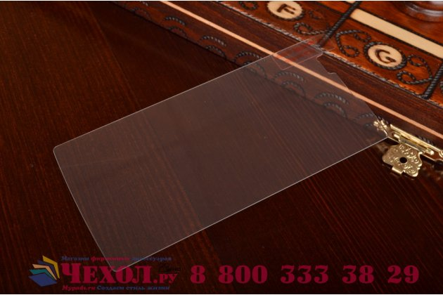 Защитное закалённое противоударное стекло премиум-класса из качественного японского материала с олеофобным покрытием для lg spirit h422/ h440y