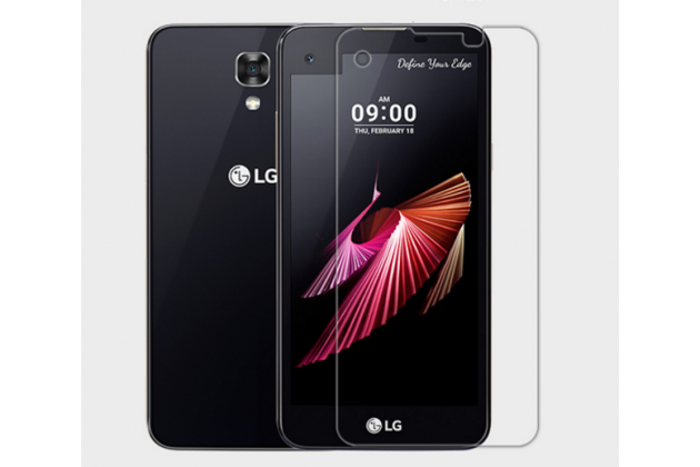 "Защитная пленка для телефона lg x view lgk500ds / x screen k500y 4.93"" глянцевая"