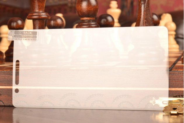 """Защитное закалённое противоударное стекло премиум-класса из качественного японского материала с олеофобным покрытием для телефона lg bello 2/ prime 2 x155 5.0"""""""