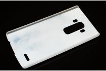 """Задняя панель-крышка-накладка из тончайшего пластика для lg g4 beat / g4s с объёмным 3d рисунком """"тематика вверх"""""""