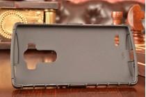 Противоударный усиленный ударопрочный чехол-бампер-пенал для lg g4 beat / g4s h734 /h736 черный