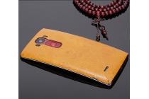 """Нашивка из натуральной импортной кожи на заднюю крышку телефона для lg g flex 2 (h959)""""  светло-коричневая"""