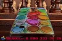 """Необычная из легчайшего и тончайшего пластика задняя панель-чехол-накладка для lg g4c h525n / lg magna h502 """"тематика краски"""""""