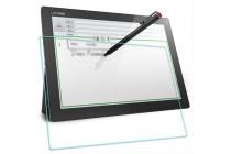 """Фирменное защитное закалённое противоударное стекло премиум-класса из качественного японского материала с олеофобным покрытием для Lenovo Miix 700 m7 / m3 / Miix 4 12"""""""
