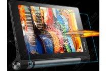 Защитное закалённое противоударное стекло премиум-класса из качественного японского материала с олеофобным покрытием для планшета lenovo yoga tablet 8 3 16gb 4g lte (850m / yt3-850)