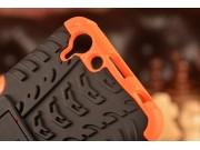 Противоударный усиленный ударопрочный фирменный чехол-бампер-пенал для  Lenovo Vibe K5/ Vibe K5 Plus (A6020 / ..