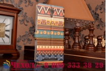 Чехол-книжка с безумно красивым расписным эклектичным узором на lenovo k80/p90/p90 pro