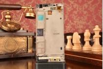 Lcd-жк-сенсорный дисплей-экран-стекло с тачскрином на телефон lenovo k900 черный + гарантия