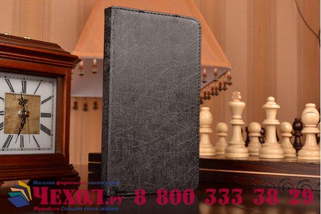 """Чехол-футляр-книжка для lenovo phab plus pb1-770n/770m 6.8"""" za070019ru черный"""