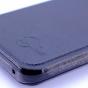 """Чехол-книжка для lenovo vibe c (a2020 / a2020a40 dual sim /a3910 ) 5.0"""" синий с окошком для входящих вызовов водоотталкивающий"""