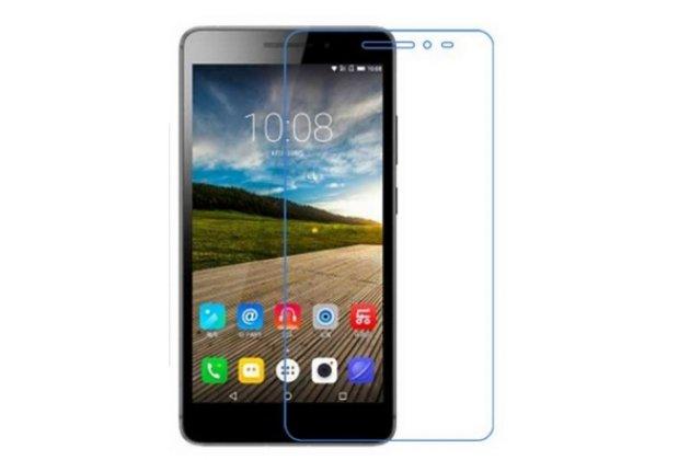 "Защитная пленка для планшетофона lenovo phab plus pb1-770n/770m 6.8"" za070019ru  глянцевая"