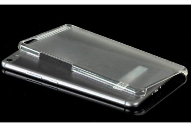 "Задняя панель-крышка-накладка из тончайшего и прочного пластика для lenovo phab plus pb1-770n/770m 6.8"" za070019ru прозрачная"