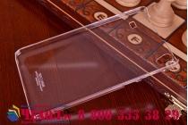 Ультра-тонкая пластиковая задняя панель-чехол-накладка для lenovo a936 прозрачная
