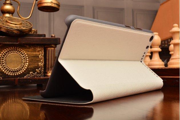 "Чехол-книжка водоотталкивающий с мульти-подставкой на жёсткой металлической основе для lenovo phab plus pb1-770n/770m 6.8"" za070019ru белый"