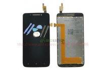 Lcd-жк-сенсорный дисплей-экран-стекло с тачскрином на телефон lenovo s650 черный + гарантия