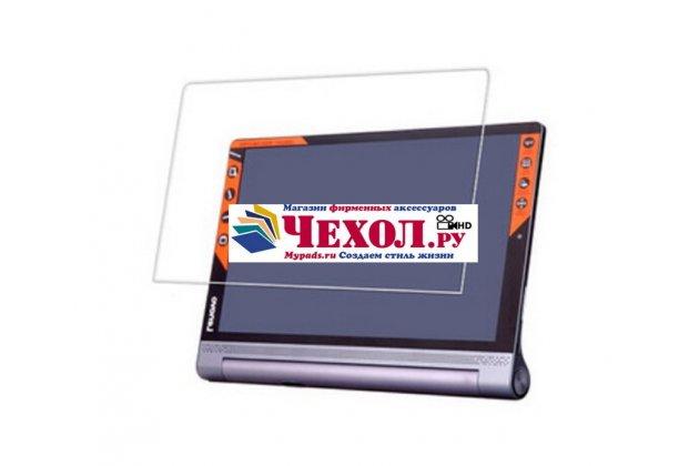 """Защитное закалённое противоударное стекло премиум-класса из качественного японского материала с олеофобным покрытием для lenovo yoga tablet 3 pro 10 (yt3-x90f/x90l/ 10.1"""" windows 10)"""
