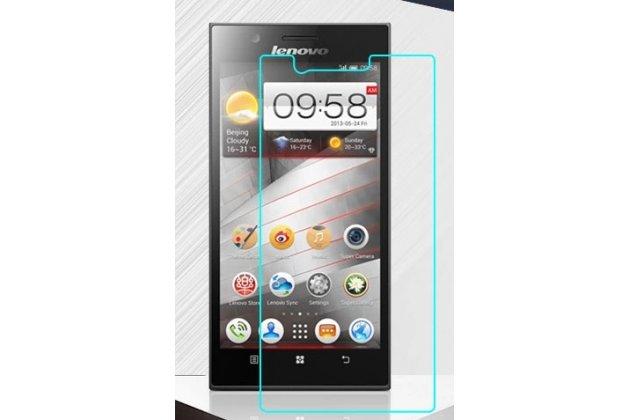Защитная пленка для телефона lenovo k900 глянцевая