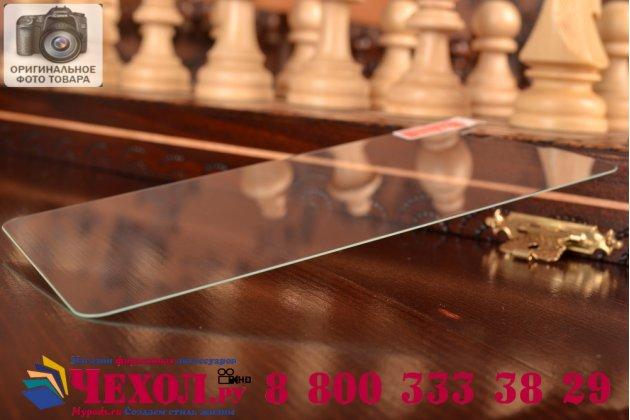 Защитное закалённое противоударное стекло премиум-класса из качественного японского материала с олеофобным покрытием для lenovo p780
