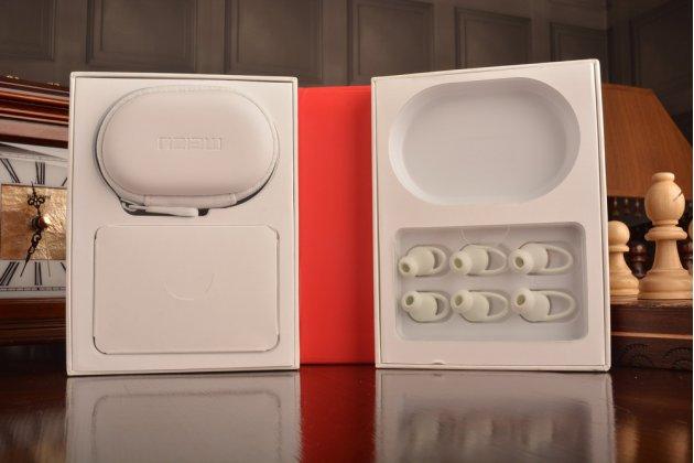 Беспроводная спортивная стерео-гарнитура meizu ep51 bluetooth hifi  наушники из авиационного алюминия с микрофоном и переключателем песен для всех моделей телефонов