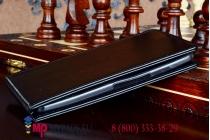 Вертикальный откидной чехол-флип для motorola nexus 6 черный кожаный