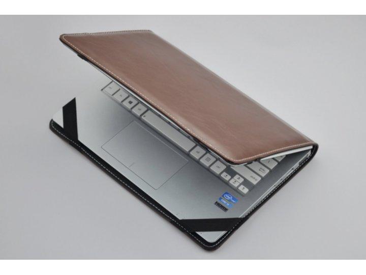Защитный противоударный чехол-обложка-футляр-кейс для ноутбука hp spectre pro x360 из качественной импортной к..