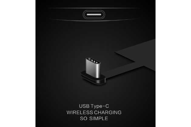 Беспроводная зарядка (qi) на телефон acer liquid e3 с отделкой под кожу и led-подсветкой. продаётся комплектом (док -станция + ресивер)