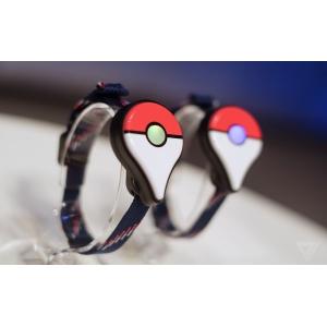 Умный браслет nintendo pokemon go plus