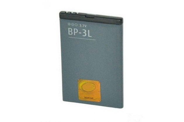 Аккумуляторная батарея 1300mah bp-3l  на телефон nokia 603/asha 303/lumia 710/610 + гарантия