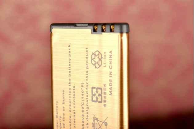 Усиленная батарея-аккумулятор большой повышенной ёмкости 2680 mah для телефона nokia lumia 820 + гарантия