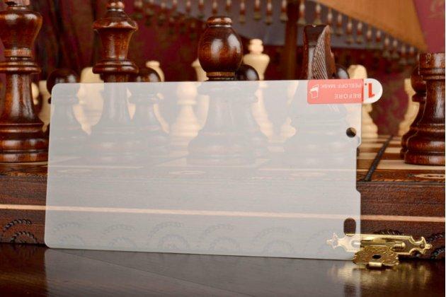 Защитное закалённое противоударное стекло премиум-класса из качественного японского материала с олеофобным покрытием для nokia xl dual sim