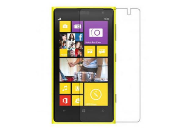 Защитная пленка для телефона nokia lumia 1020 глянцевая
