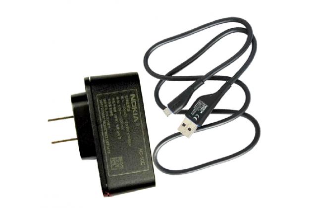 Зарядное устройство от сети для телефона nokia lumia 1020 + гарантия