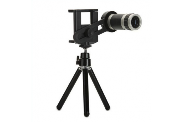 8-кратный зум-объектив со трипод-штативом для телефона nokia lumia 1020