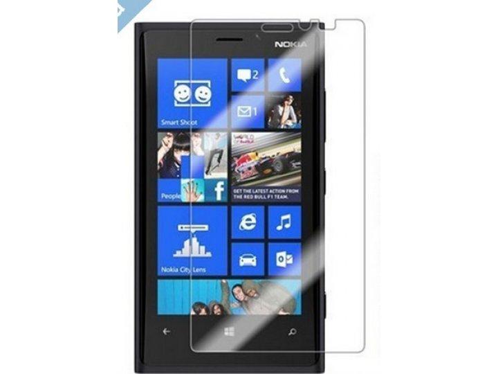 Защитная пленка для телефона nokia lumia 520 глянцевая..