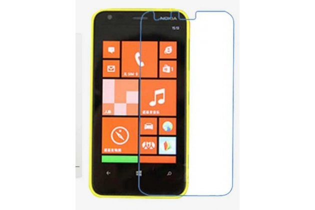 Защитная пленка для телефона nokia lumia 620 глянцевая