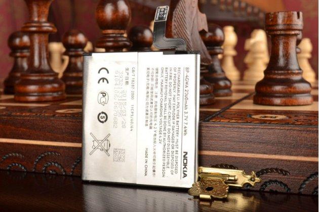 Аккумуляторная батарея 2000mah bp-4gwa на телефон nokia lumia 625 / 625 3g + инструменты для вскрытия + гарантия