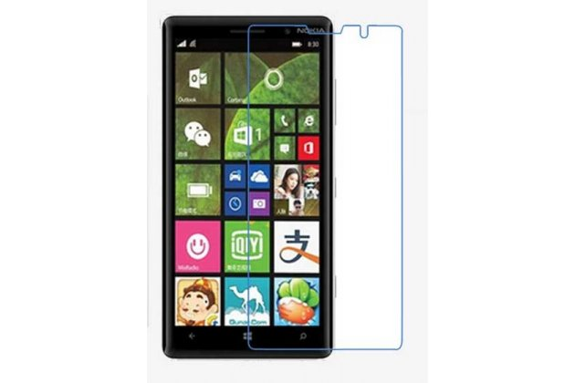 Защитная пленка для телефона nokia lumia 830 глянцевая