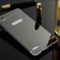 """Металлическая задняя панель-крышка-накладка из тончайшего облегченного авиационного алюминия для oppo mirror 5s"""" черная"""