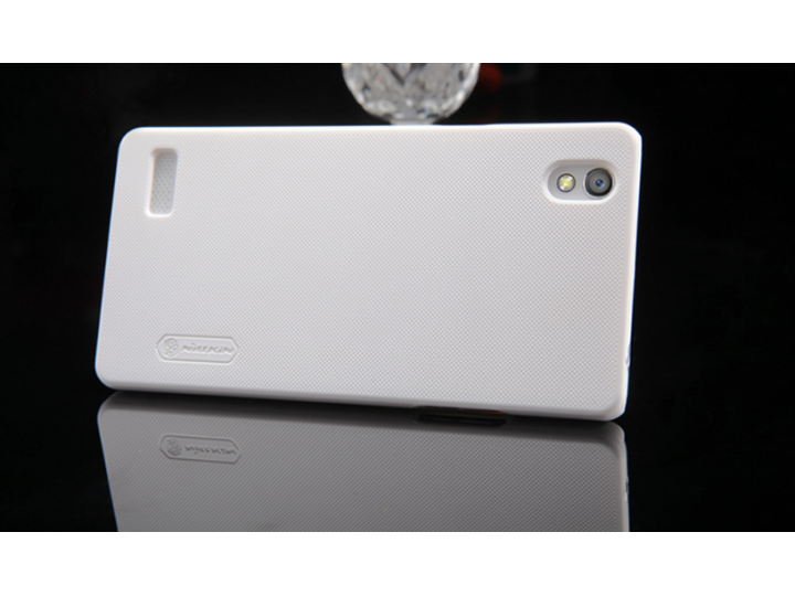 Задняя панель-крышка-накладка из тончайшего и прочного пластика для oppo mirror 5