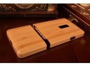 Фирменная оригинальная деревянная бамбуковая задняя панель-крышка-накладка для OnePlus 2 (Two) A2001..