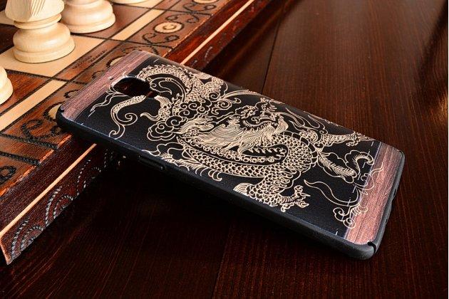 """Необычная уникальная пластиковая задняя панель-чехол-накладка для oneplus 3t """"тематика дракон"""""""
