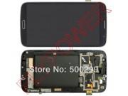 Фирменный LCD-ЖК-сенсорный дисплей-экран-стекло с тачскрином на телефон Samsung Galaxy Grand GT-i9082 черный +..