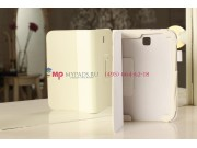 Чехол-обложка для Samsung Galaxy Note 8.0 N5100/N5110 белый кожаный..