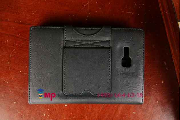 Чехол со съёмной bluetooth-клавиатурой для samsung galaxy tab 3 lite 7.0 sm-t110/t111 черный кожаный + гарантия