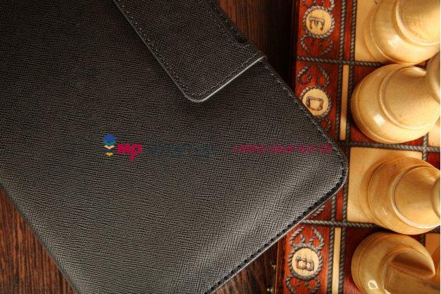 Чехол со съёмной bluetooth-клавиатурой для samsung galaxy tab pro 8.4 sm-t320/t325 черный кожаный + гарантия
